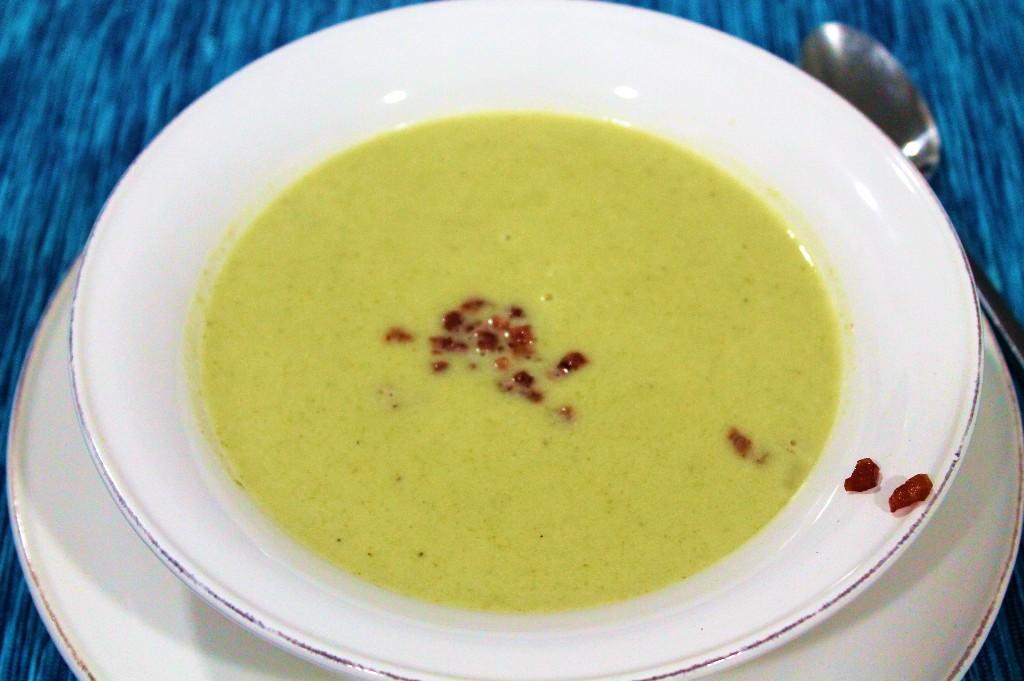 Crema de brócoli y judías verdes. Una gran fuente de salud y belleza.