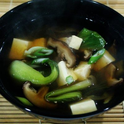 caldo ligero con verduras orientales7